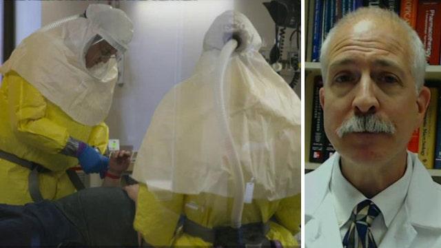 Nebraska hospital treats NBC cameraman with Ebola