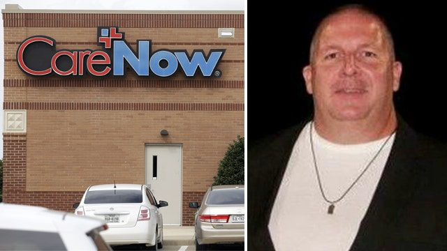 Deputy with possible Ebola symptoms hospitalized in Texas