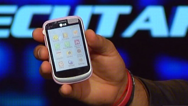 Demo: Gadgets that help fund breast cancer research