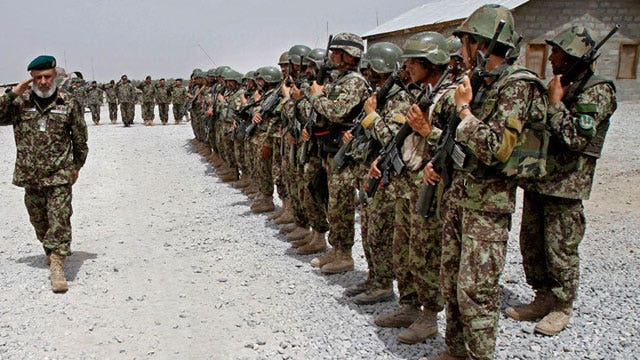 Why lessons from Afghanistan can help in fight against ISIS