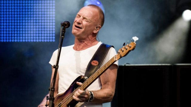 After the Show Show: Sting on Broadway