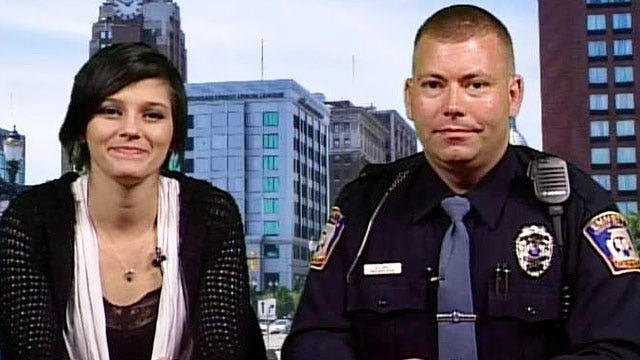 Michigan cop gives mom booster seat instead of ticket