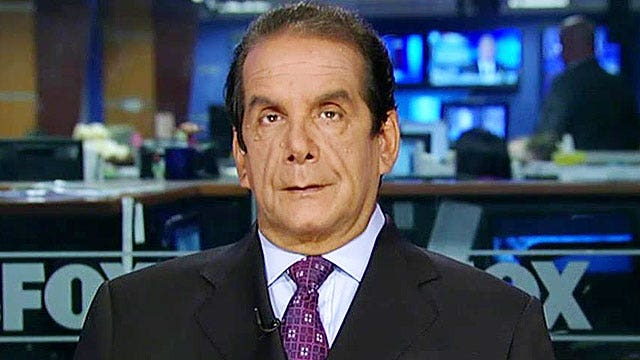 Look Who's Talking: Krauthammer on America's lost respect