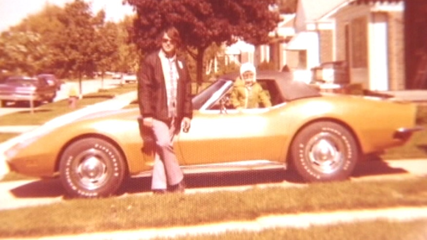 Michigan man tracks down, purchases Corvette his father once owned