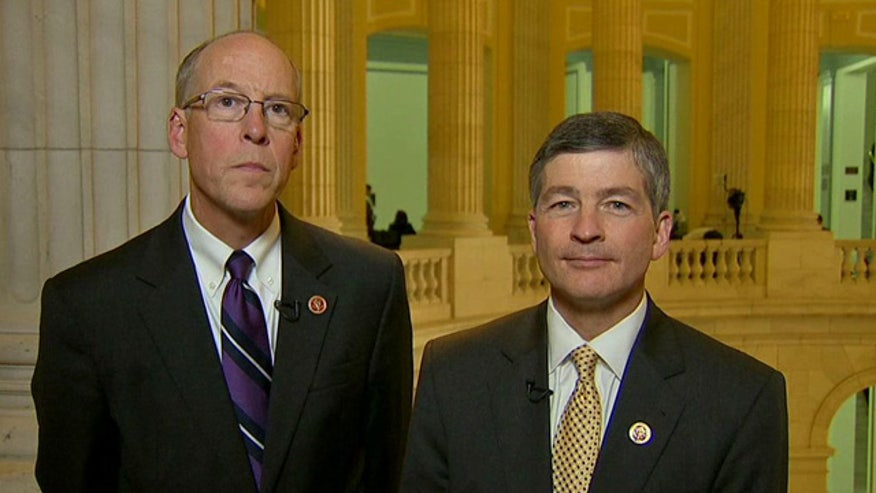 Reps. Walden, Hensarling hope discussion will lead to a negotiation
