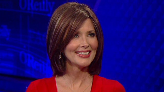 Janine Turner enters the 'No Spin Zone'