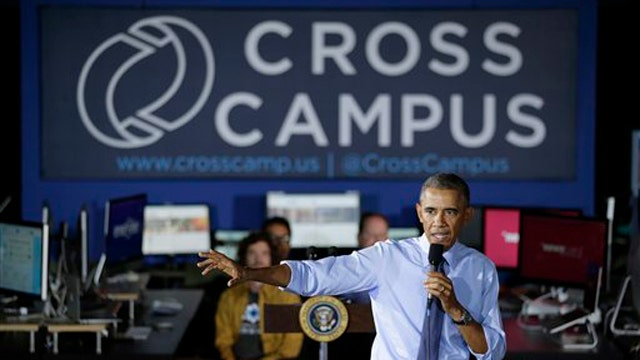 President Obama paints rosy picture for Millennials
