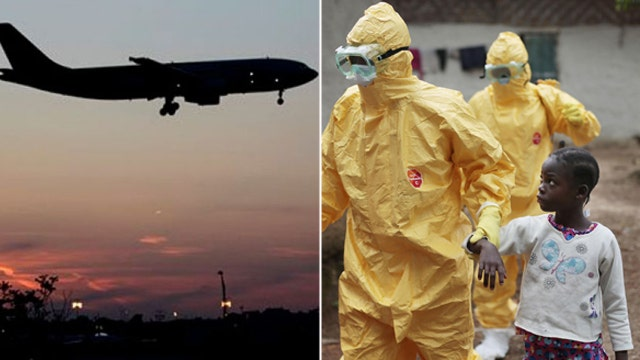 Debate over need for travel ban on Ebola affected countries