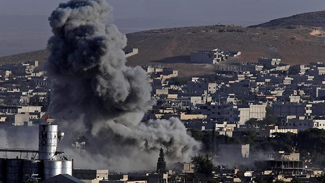Kobani remains under siege from ISIS terrorists