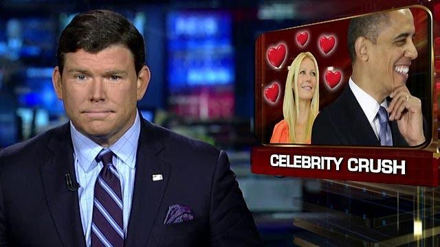 Grapevine: Obama's celebrity admirer