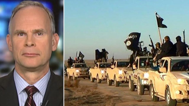 Col. Leighton on ISIS plan: This is not a real air campaign