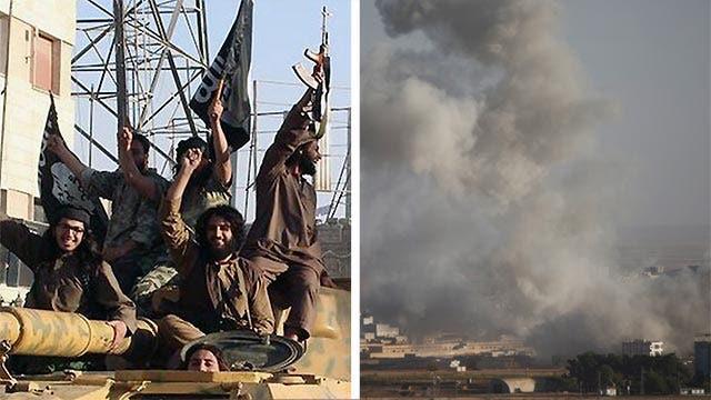 ISIS using Kobani as a 'distraction'?
