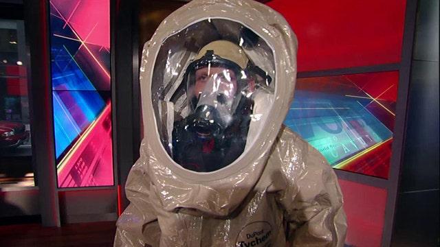 Insurer won't hazardous waste removal company for Ebola