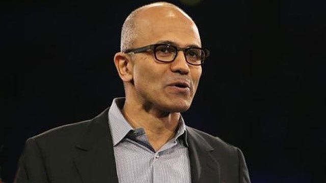 Outrage over Microsoft CEO's remarks about women and raises