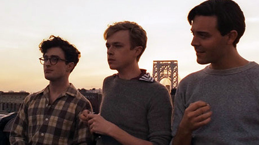Daniel Radcliffe plays Allen Ginsberg in 'Kill Your Darlings,' a new film that chronicles the origins of the beat generation.