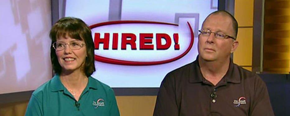 Viewer hired after seeing 'Fox & Friends' segment