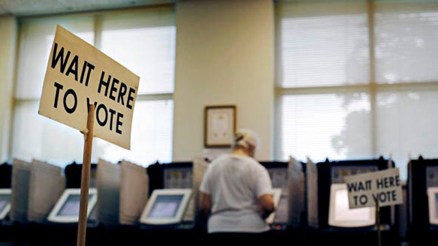 Poll: Voters less engaged in this year's midterm election