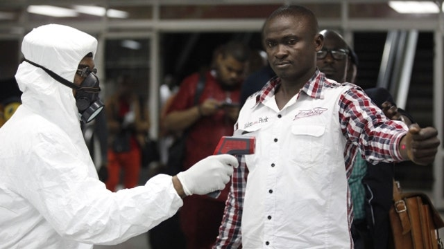 Growing calls to ban travel from Ebola-affected nations