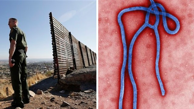 'Mass migration' fears if Ebola hits Central America