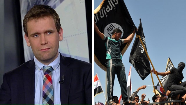Tom Rogan: Strategy on ISIS is failing