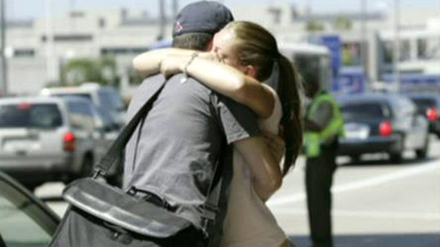 Is hugging losing its meaning?
