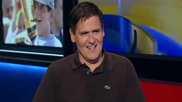 Watch Brian's uncut interview with Mark Cuban