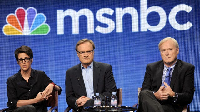 Bias Bash: Obama to blame for MSNBC's falling ratings?