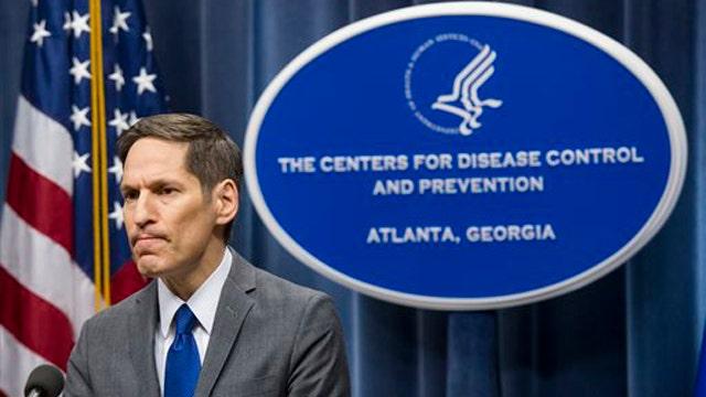 Political finger-pointing over Ebola crisis