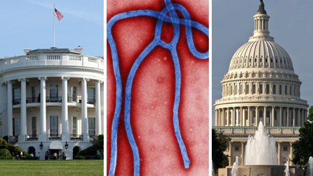 Political impact of administration's Ebola response