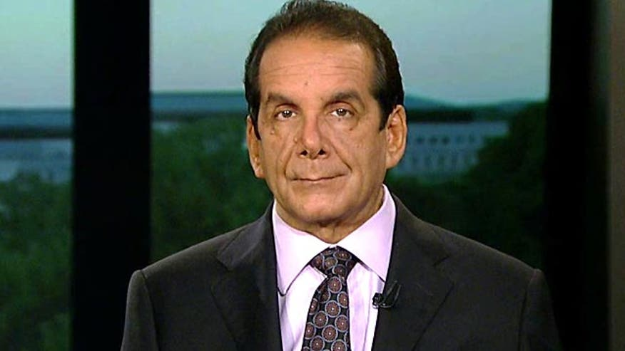 Charles Krauthammer on GOP Shutdown strategy