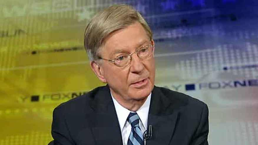 George Will describes President Obama as a polarizing figure in America's political culture.