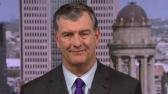 Dallas mayor responds to new Ebola case