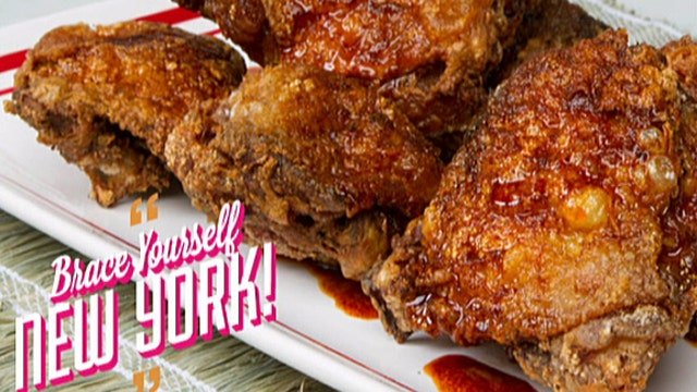The secret behind Carla Hall's 'hot chicken'