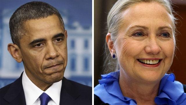 Kurtz: Democrats shift from Obama to Hillary
