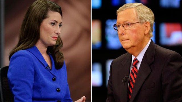 Three state races key to balance of power in the Senate