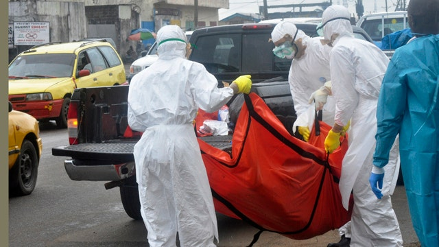 Time for a travel ban on Ebola hotbeds?