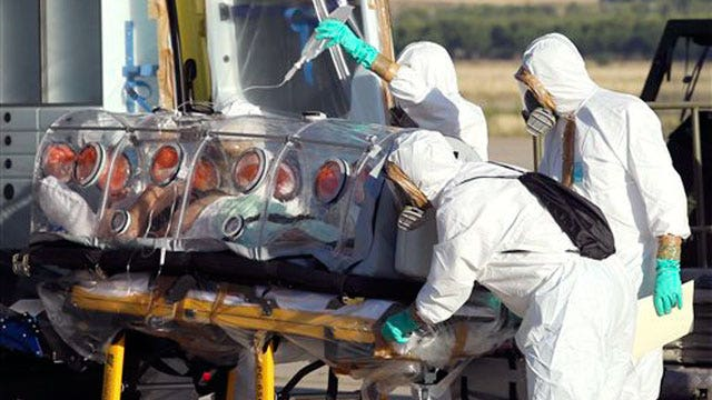 America playing 'catchup' in dealing with Ebola?