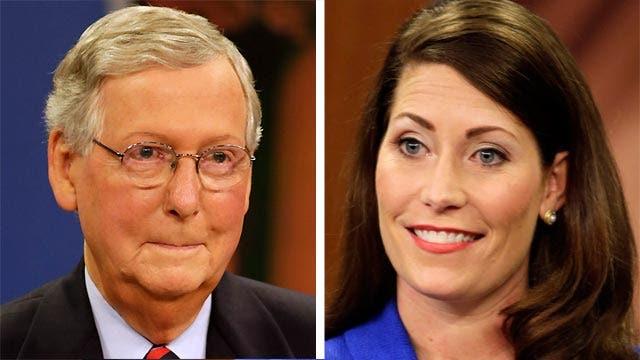 Inside look at high-profile Senate battle in Kentucky
