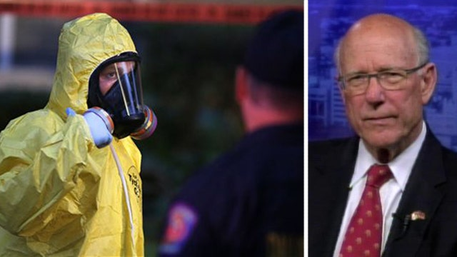 Sen. Pat Roberts: Stop Ebola at point of infection