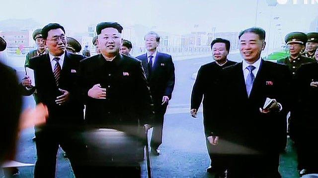 North Korea's Kim Jong Un resurfaces
