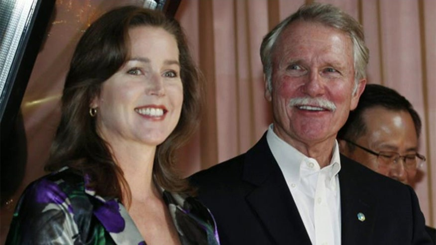 Cylvia Hayes claims she was in an abusive relationship
