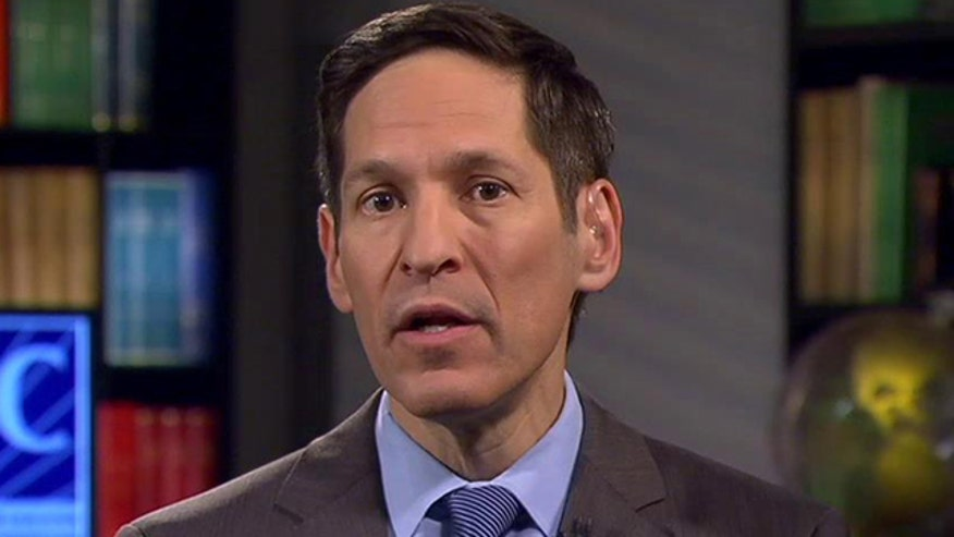 Dr. Tom Frieden defends how the CDC is handling Ebola