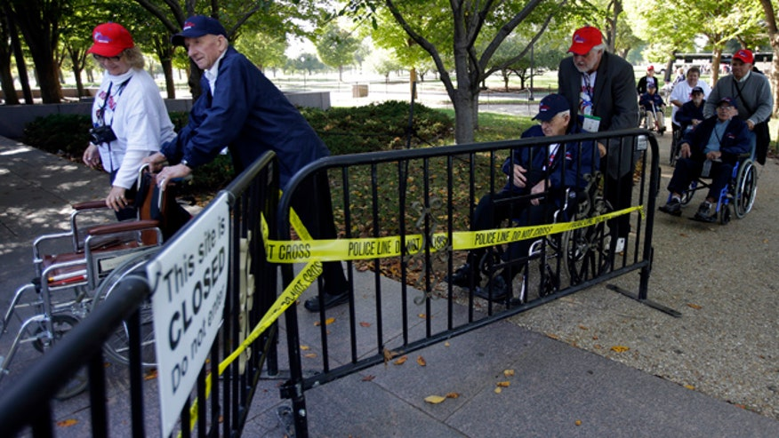Doug McKelway reports from Washington, D.C.