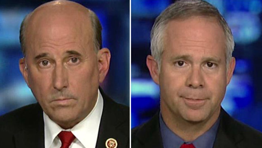Reps. Gohmert, Huelskamp stand firm as debt ceiling deadline nears