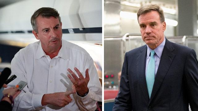 GOP seeks momentum in Virginia Senate contest