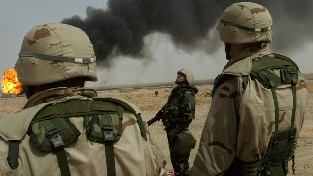 New questions over chemical weapons in Iraq