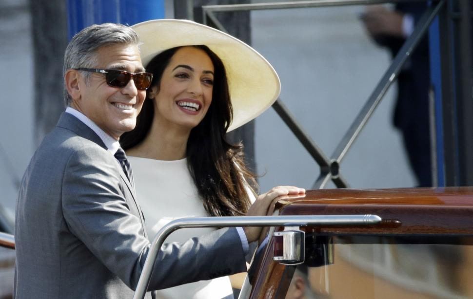 Greta: Clooney's new wife takes his name ... big deal!