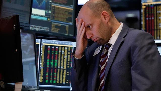Are investors seeing weakness in the market?