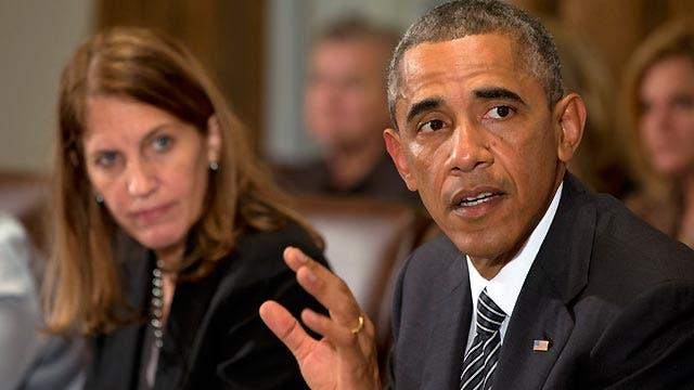 Reaction to administration's response to Ebola