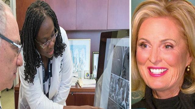 Ann Romney on the Center for Neurological Diseases, part 2